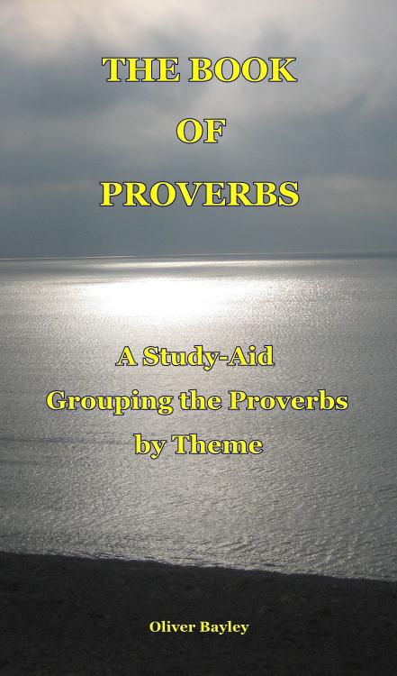 Proverbs cover 4